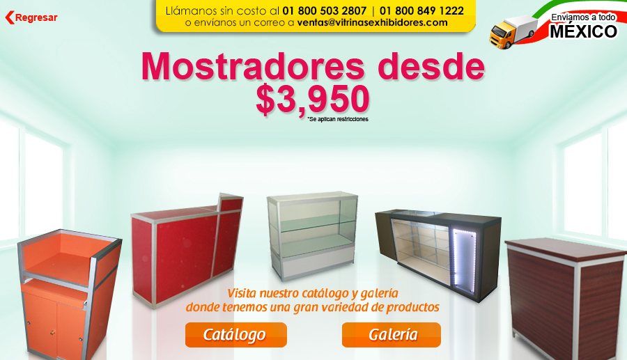 Mostrador mostradores de cobro muebles cobro mostrador - Mostradores para negocio ...